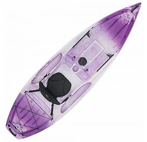 High Performance Advanced Hydrodynamic Sit-On-Top Kayak Including a Custom