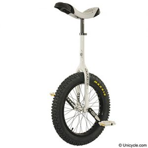 Impact 19 Gravity Unicycle - 32mm - White