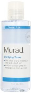 Murad Clarifying Toner, Step 1 CleanseTone, 6 fl oz (180 ml)