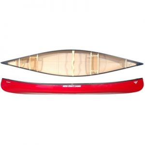 Nova Craft Bob Special 15' Fiberglass Canoe