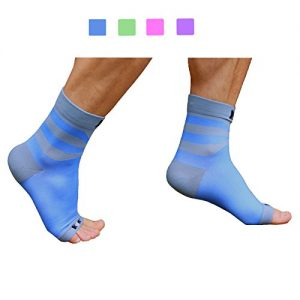 Plantar Fasciitis Sock, Compression Socks for Men Women Nurses Runners Ankle Sleeve
