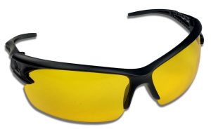 Safety Glasses - Eye Protector - PPE - Yellow Tint - UV Protection