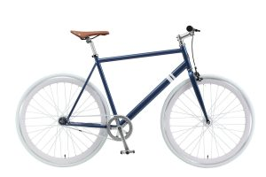 Sole Bicycles Fixed Gear and Single Speed, Urban Road Bike with Flip Flop Hub