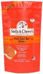 Stella & Chewy's Frozen Stella's Super Beef Dinner for Dog, 6-Pound