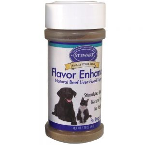 Stewart Flavor Enhancer for Dogs Cats Beef (1.75 oz)
