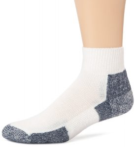 Thorlo Running - Thick Cushion Mini-Crew Running Socks