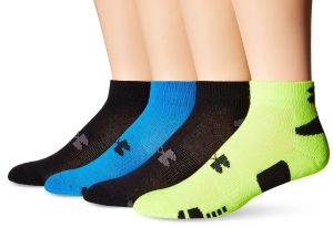 Under Armour Men's HeatGear Low-Cut Socks