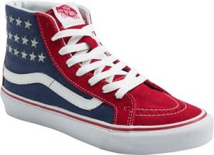 Vans Unisex Sk8-Hi Slim Studded Stars Sneakers