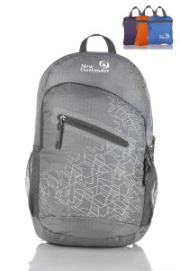 #1 Rated 20L33L- Most Durable Packable Handy Lightweight Travel Hiking Backpack Daypack+Lifetime Warranty