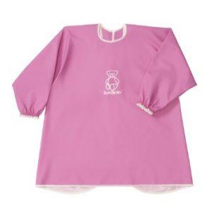 BABYBJORN Eat & Play Smock - Pink
