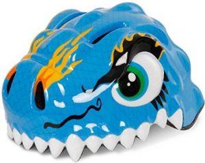 Cango Kids Multi-sports 3D Dinosaur Helmets, Unisex