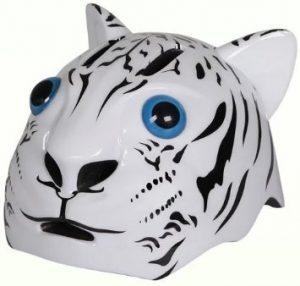 Cango Kids Multi-sports 3D Tiger Helmets, Unisex