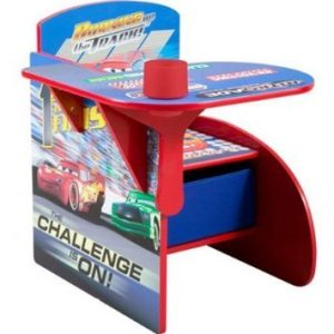 Cars Desk & Chair with Storage Bin for boys by Disney