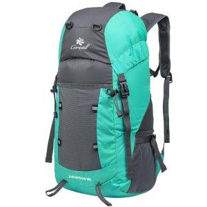 Coreal Large 35L Lightweight Packable Travel Hiking Backpack