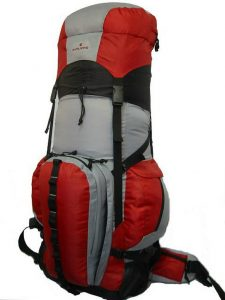 Expandable Hiking Backpack Large 6000ci-8000ci Camping Backpack Scout Daypack Aluminum Frame Sport Pack Outdoor Big Travel Bag
