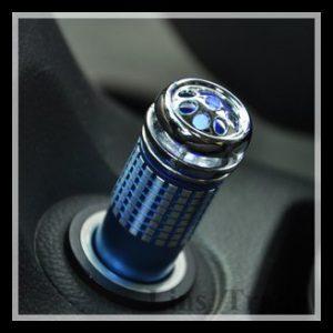 New Car Air Freshener Auto Purifier Oxygen Bar Ionizer