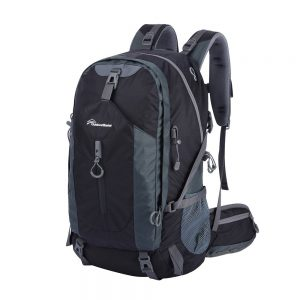 OutdoorMaster Hiking Backpack 50L with Waterproof Backpack Cover