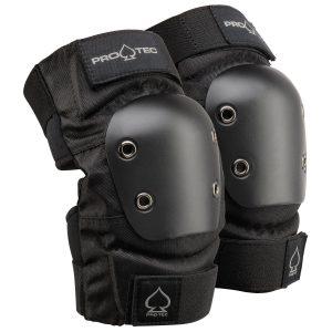 PROTEC Original Street Gear Elbow Pads, Set of 2, Black, X-Large