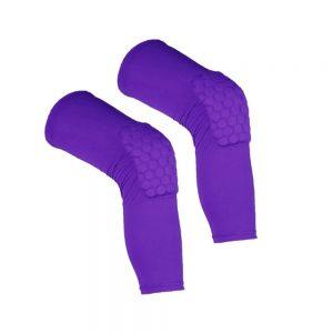 Reachs 1 Pair 2 Pcs Kneepad Honeycomb Knee Pads Leg Knee Sleeve Protective Pad Support Guard Hexpad