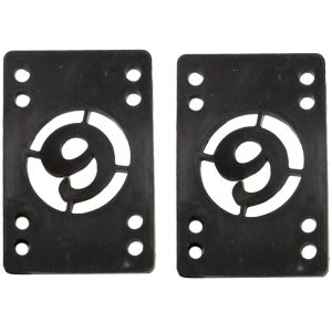 Sector 9 Shock Pads 1 8 (4pcs) Skateboarding Risers Pads