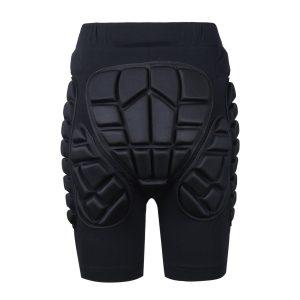 Soared Kids Boys Girls 3D Protection Hip EVA Paded Short Pants Protective Gear Guard Pad Ski Skiing Skating Snowboard