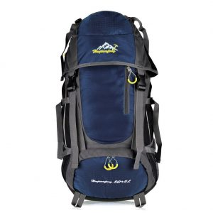 Vbiger Hiking Backpack Large Capacity Lightweight Water Resistant Mountaineering Daypack