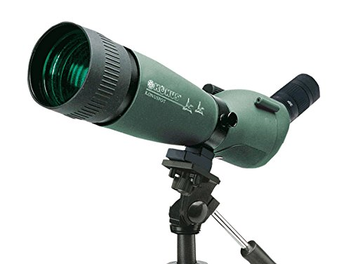 Konus spotting scope with Android and case