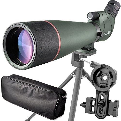 Landove prism spotting scope