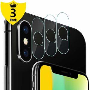 Alinsea iPhone XXSXs Max Camera Lens Protector