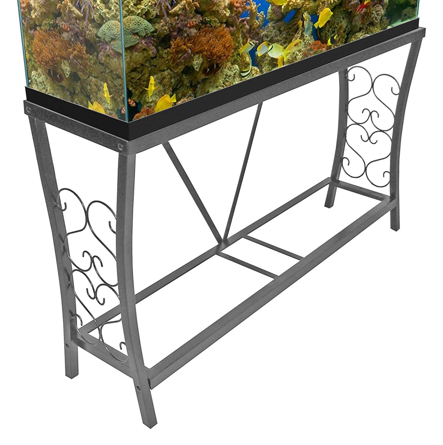 top 10 best metal fish tank stand of 2018 review 10 Gallon Fish Tank Stand Metal