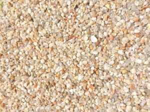 Garden Bloom Authentic Mexican Beach Pebbles 1/4 Inch - Perfect for Succulents, Aquariums, Terrariums, Fairy Gardens, All Landscape Applications