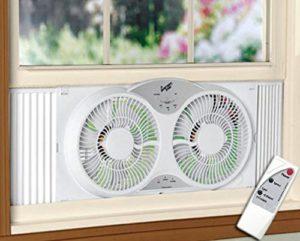 HowPlumb Reversible Household Window Fan