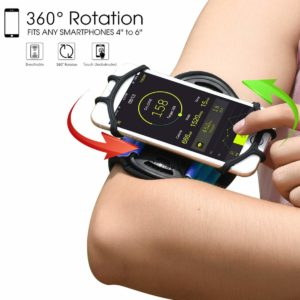 IRUNME Sports Running Armband for iPhone XS/XS Max/XR/X/8/8 Plus/7