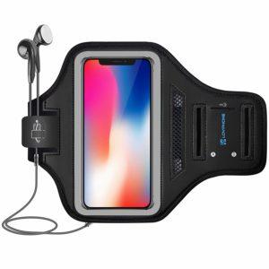 LOVPHONE iPhone XXS Armband Sport Running Exercise Gym Sportband Case