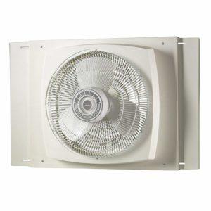 Lasko 2155A Electrically Reversible Window Fan, 16-Inch
