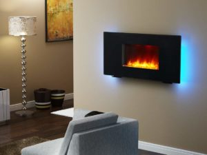 Top 10 Best Wall Mount Electric Fireplace 2020 Review