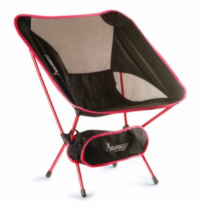 SYOURSELF Portable Folding Camping Chair-Lightweight