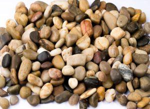 Supply Guru SG2133 River Rocks, Pebbles, Outdoor Decorative Stones, Natural Gravel, For Aquariums, Landscaping, Vase Fillers, Succulent, Tillandsia, Cactus pot, Terrarium Plants