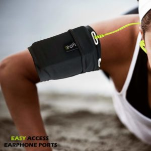 Universal Exercise Armband for All Phones
