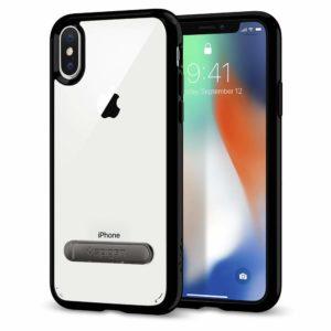 Spigen Ultra Hybrid S Designed for Apple iPhone Xs Case (2020) Designed for Apple iPhone