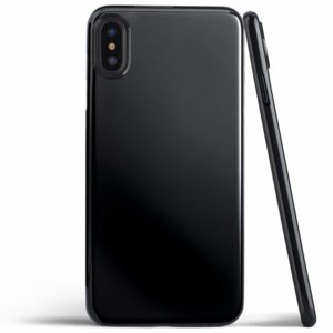 totallee iPhone X Case, Thinnest Cover Premium Fit Ultra Thin Light Slim Minimal Anti-Scratch Protective - for Apple iPhone X (2020)
