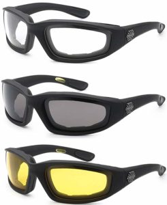 Choppers Motorcycle Riding Glasses