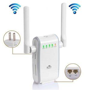 KLJ Wi-Fi range extender