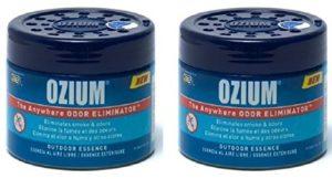 Ozium Car Air Freshener for Smokers