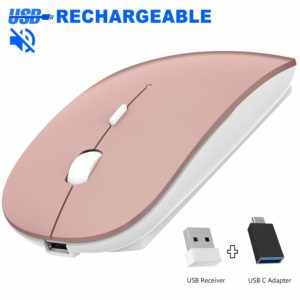 Akiki Rechargeable Wireless Mouse