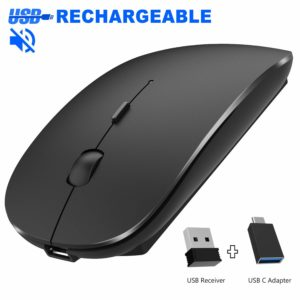 Pasonomi Rechargeable Wireless Mouse