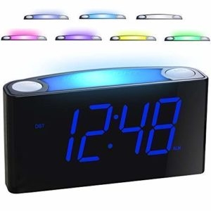 Mesqool Digital Alarm Clocks