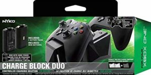 Nyko Charge Block Duo - 2-port controller charging