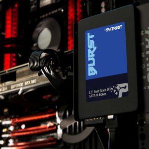 Patriot Memory Burst SSD 480GB