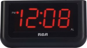 RCA Digital Alarm Clocks